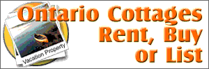 Rent, List or Buy a cottage in Ontario Canada.